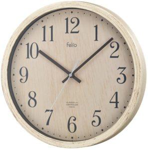 丸型掛け時計